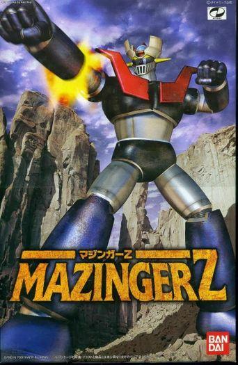 Mazinger Z Poster