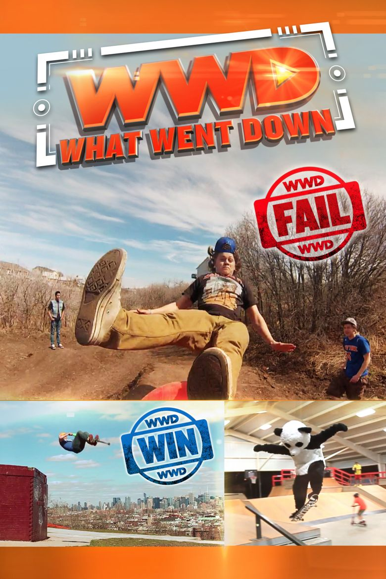 What Went Down Poster