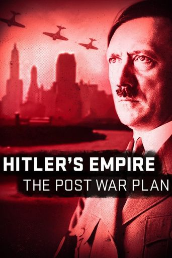 Hitler's Empire: The Post War Plan Poster
