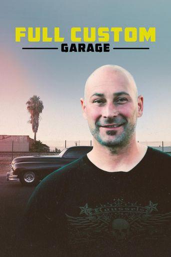 Full Custom Garage Poster