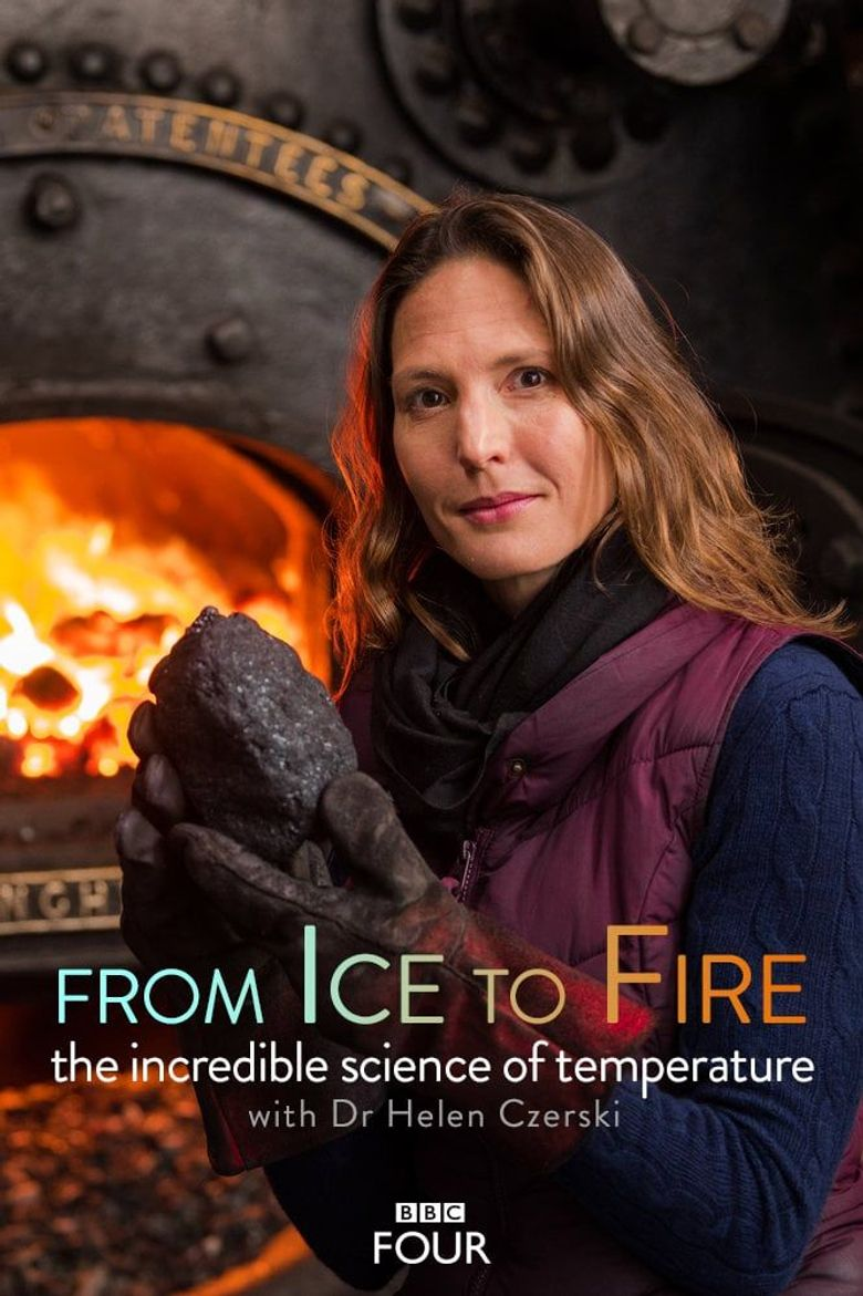 From Ice to Fire: The Incredible Science of Temperature Poster
