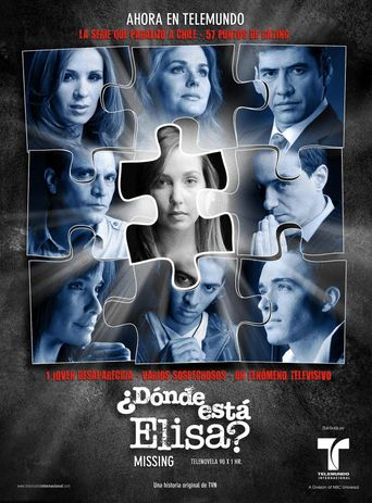 Where is Elisa? Poster