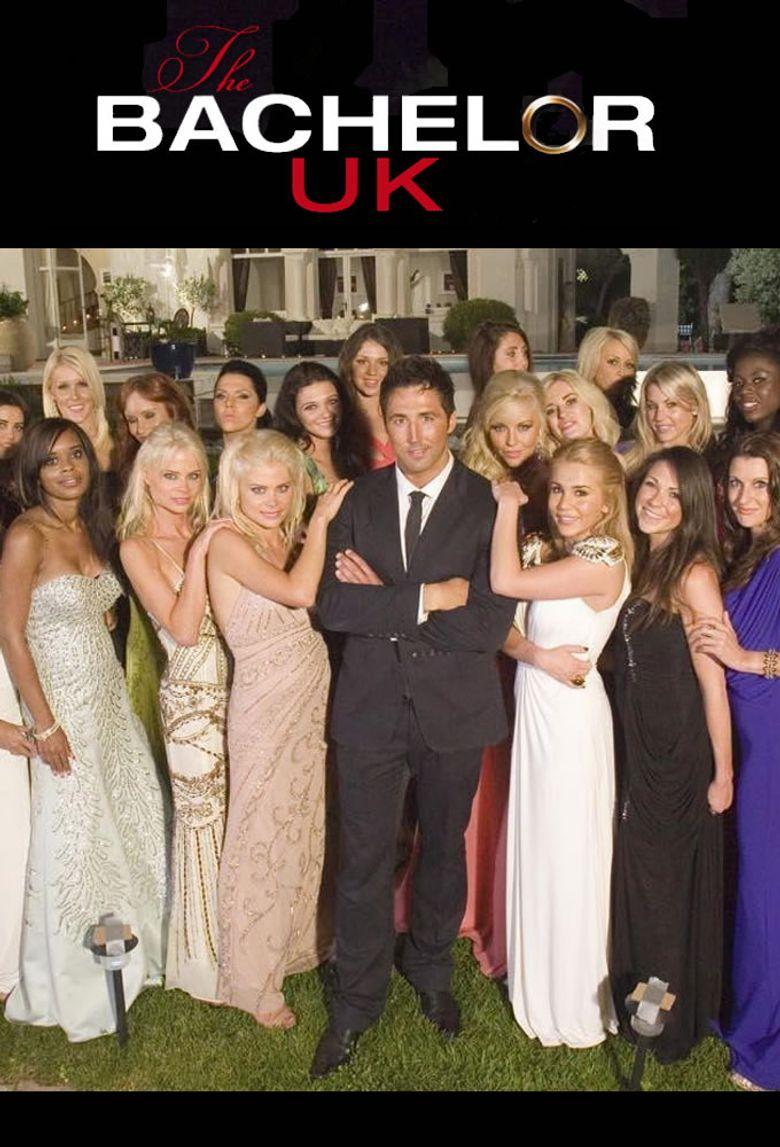 The Bachelor UK Poster