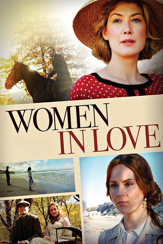 Women in Love Poster