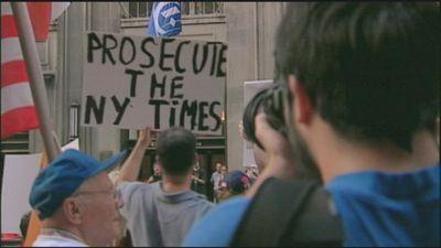 Season 2007, Episode 02 News War (1): Secrets, Sources & Spin