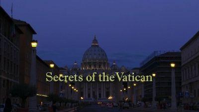 Season 2014, Episode 05 Secrets of the Vatican