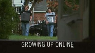 Season 2008, Episode 02 Growing Up Online