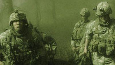 Season 2008, Episode 10 The War Briefing