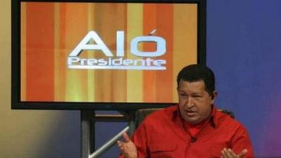 Season 2008, Episode 15 The Hugo Chavez Show