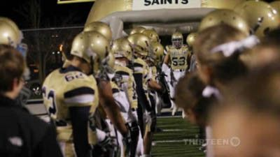 Season 2011, Episode 10 Football High