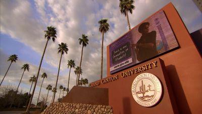 Season 2010, Episode 10 College, Inc.