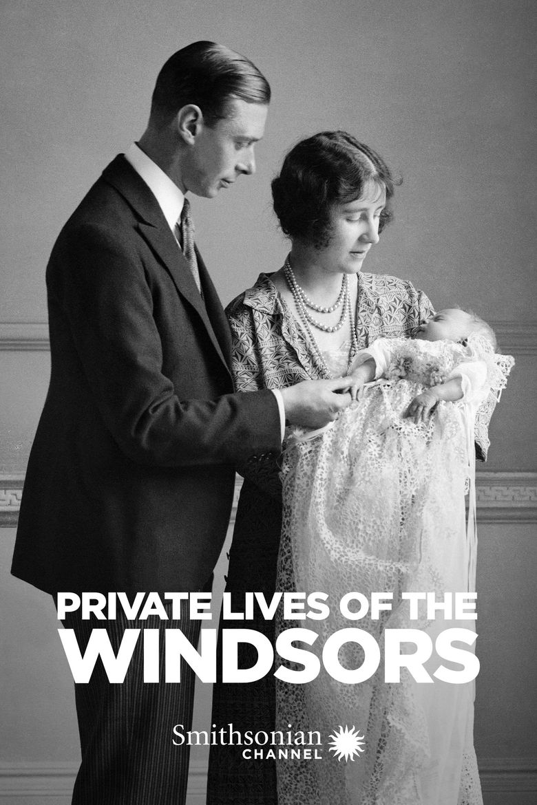 Private Lives of the Windsors Poster