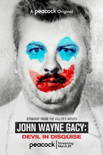 John Wayne Gacy: Devil in Disguise Poster