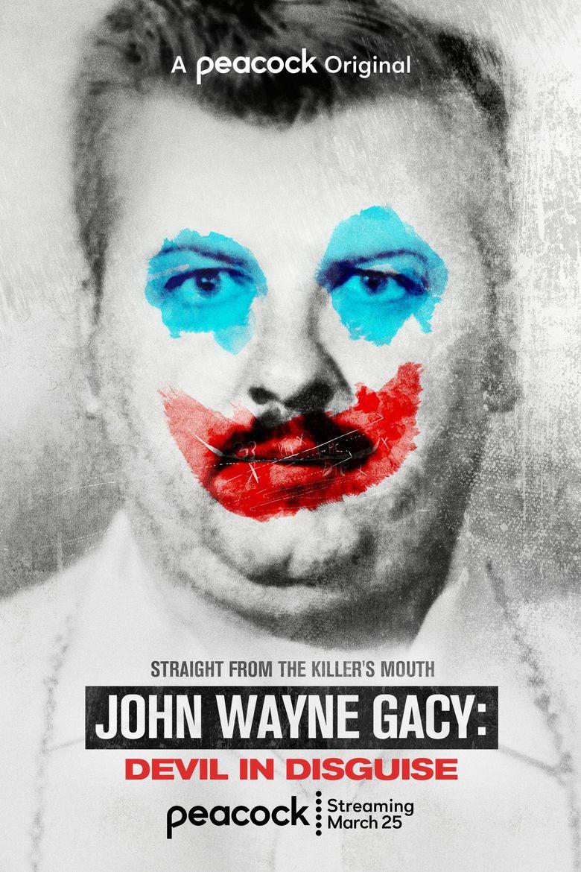 John Wayne Gacy: Devil in Disguise Poster