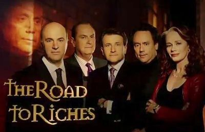 Season 04, Episode 20 Episode 20 The Road to Riches : Dragons' Den Season 5 Season Finale
