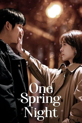 One Spring Night Poster