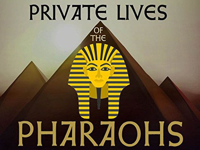 Private Lives of the Pharaohs Poster