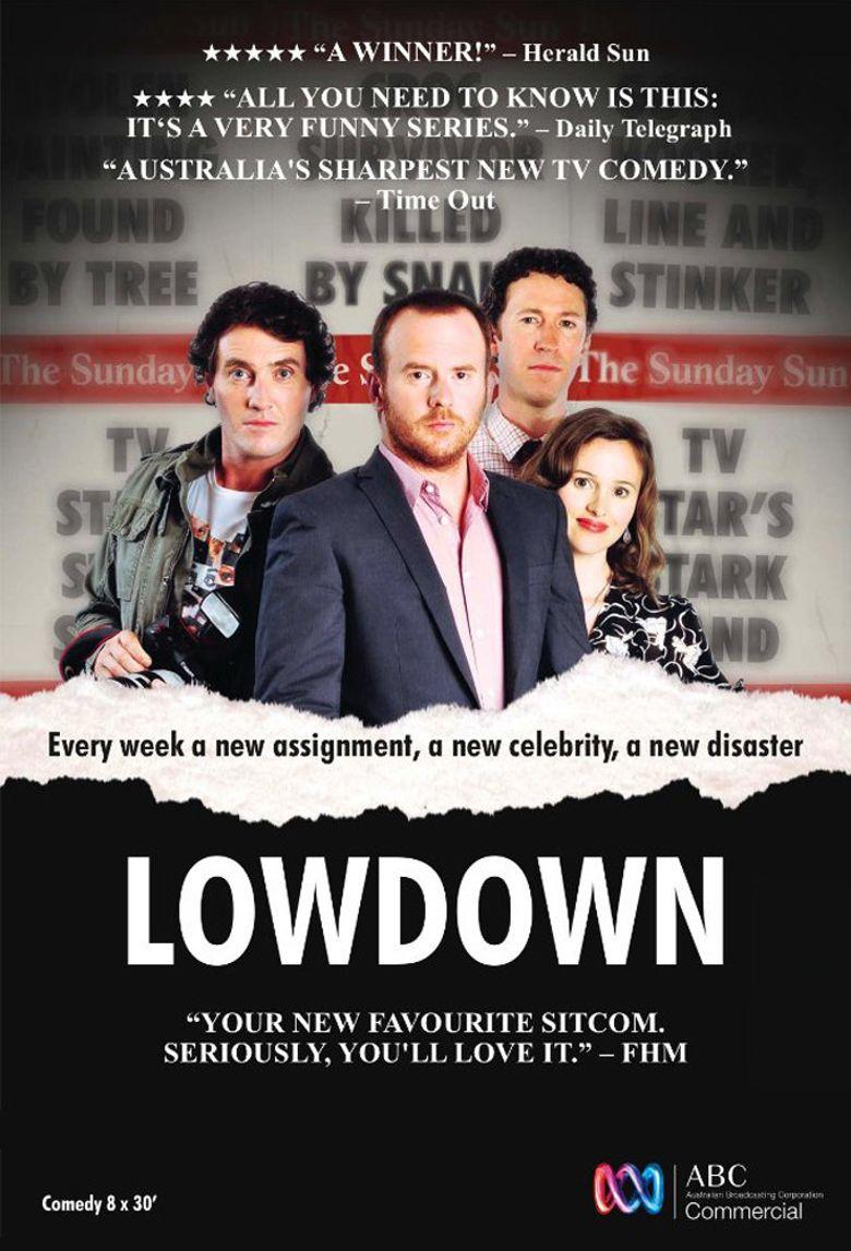 Lowdown Poster