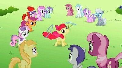 Season 02, Episode 06 The Cutie Pox