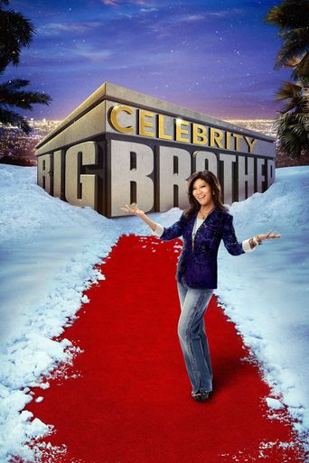 Celebrity Big Brother Poster