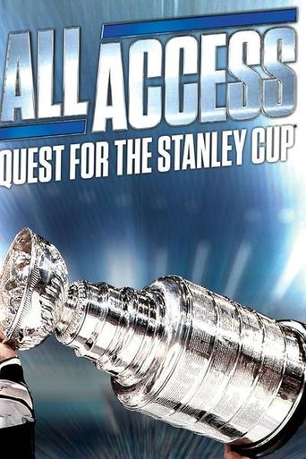 All Access: Quest for the Stanley Cup Poster