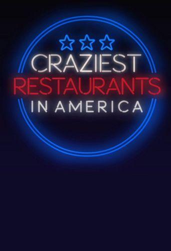 Craziest Restaurants in America Poster