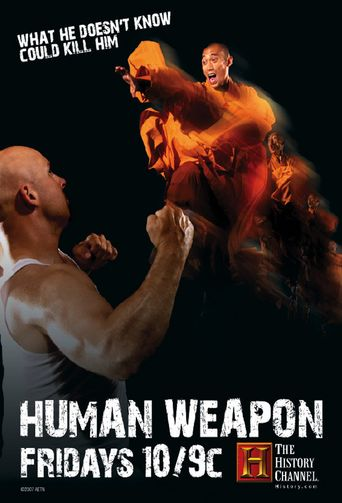 Watch Human Weapon