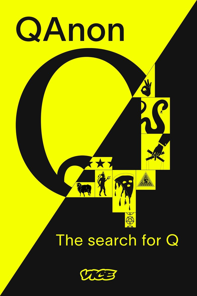QAnon: The Search for Q Poster