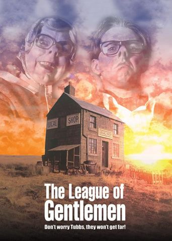 The League of Gentlemen Poster