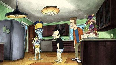 Season 03, Episode 02 The Mummy