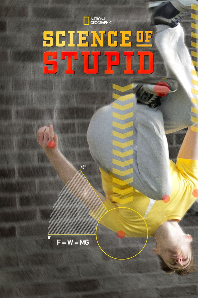 Science of Stupid Poster