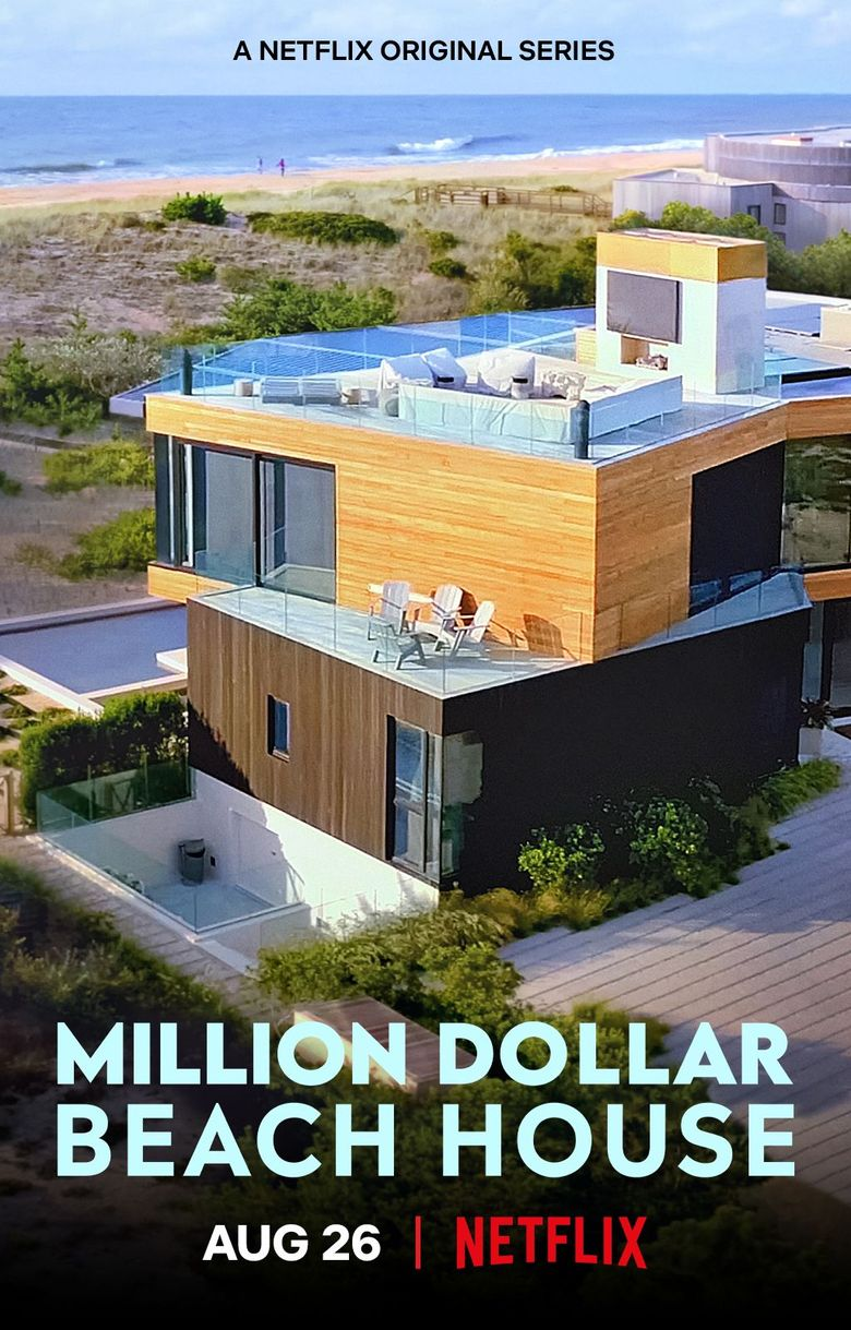 Million Dollar Beach House Poster