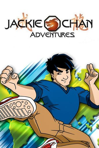 Watch Jackie Chan Adventures