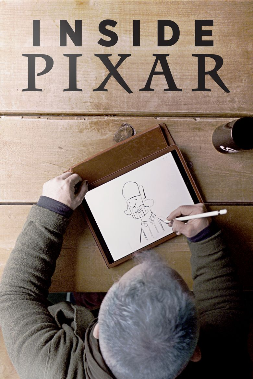 Inside Pixar Poster