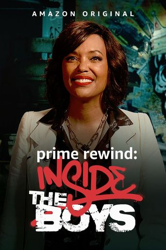 Prime Rewind: Inside the Boys Poster