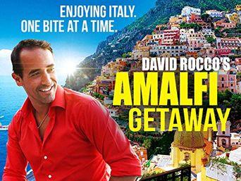David Rocco's Amalfi Getaway Poster