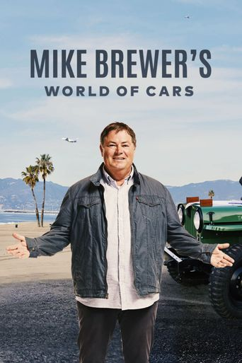Mike Brewer's World of Cars Poster