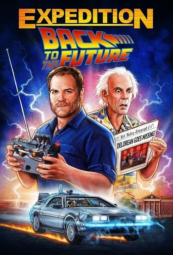 Expedition: Back to the Future Poster