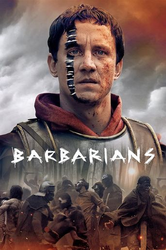 Barbarians Poster