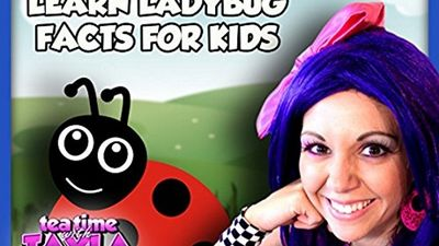 Watch SHOW TITLE Season 04 Episode 04 Learn Ladybug Facts for Kids on Tea Time with Tayla