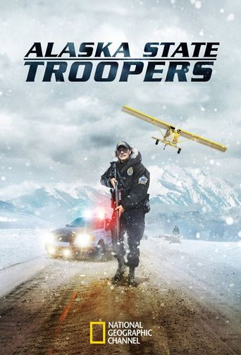 Alaska State Troopers Poster