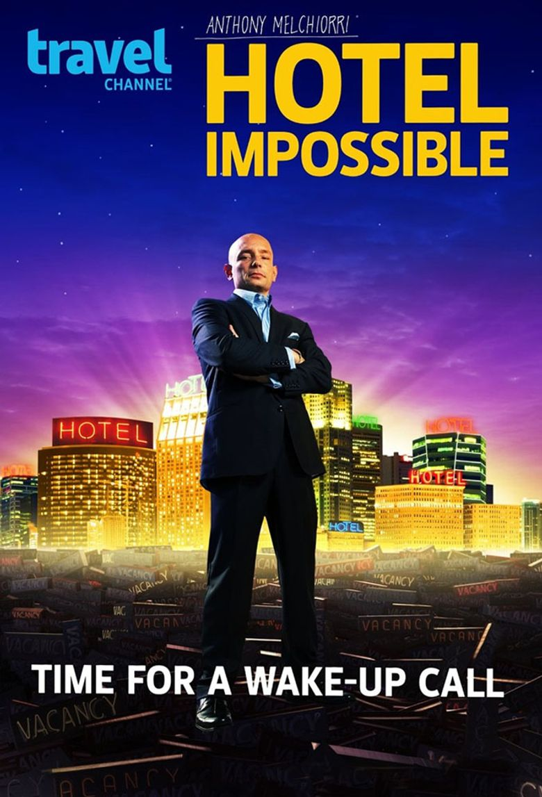 Hotel Impossible Poster