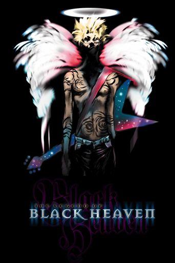 Legend of Black Heaven Poster