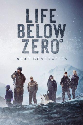 Life Below Zero: Next Generation Poster