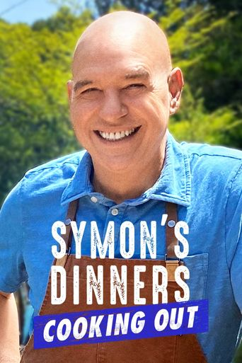 Symon's Dinners Cooking Out Poster