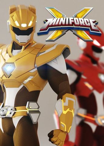 Miniforce X Poster