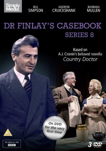 Dr. Finlay's Casebook Poster