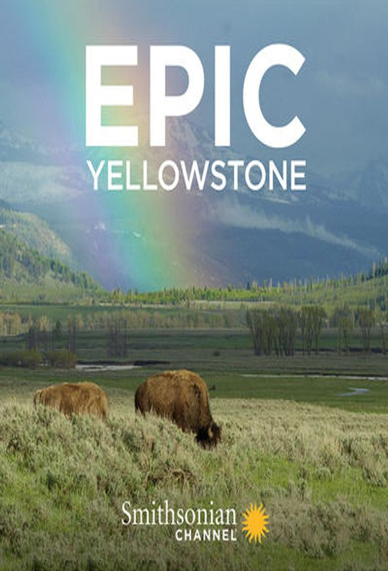 Epic Yellowstone Poster