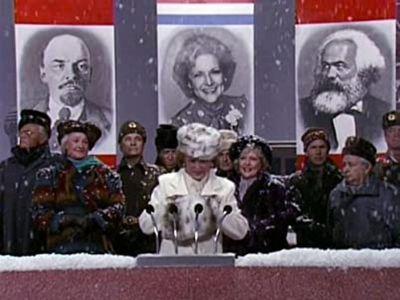 Season 03, Episode 06 Letter to Gorbachev