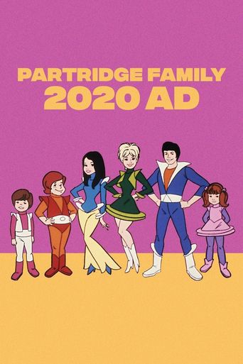 Partridge Family 2200 A.D. Poster